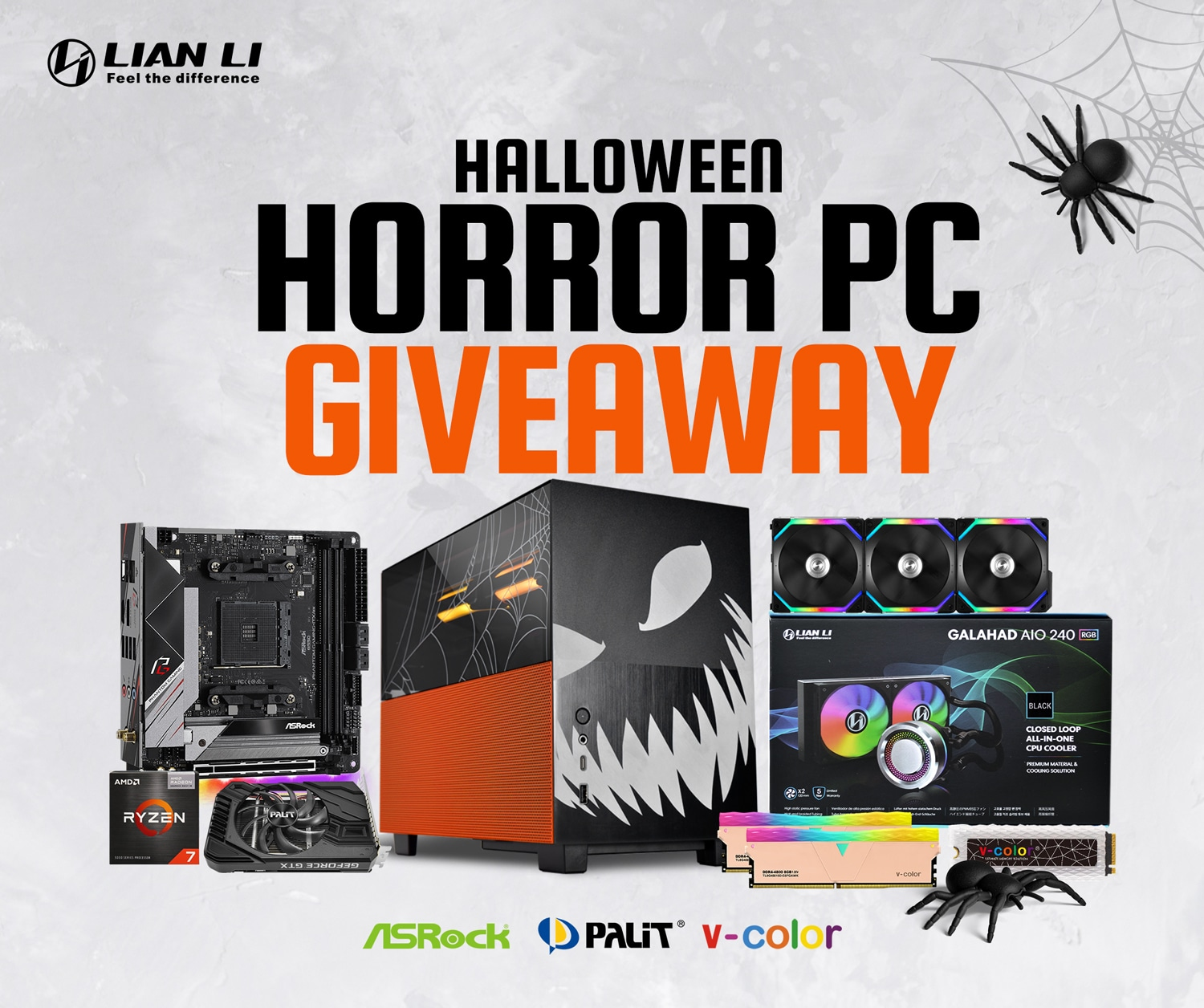 Read more about the article HALLOWEEN HORROR PC GIVEAWAY