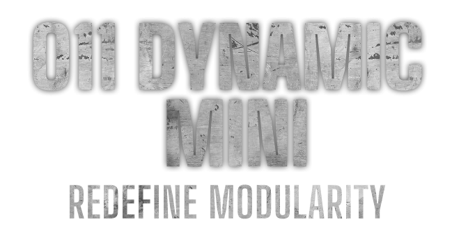 O11 Dynamic Mini